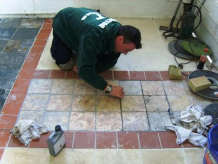 Grout Colouring Training
