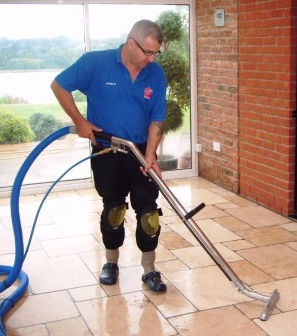 Angelo Gouveia, Tile Doctor Leicestershire